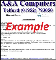 Find Shrewsbury Computer Repair Reviews